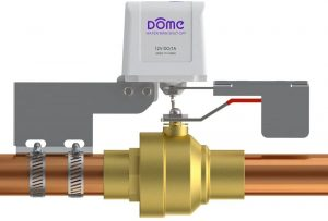 Dome Home Automation Water Shut-Off Valve