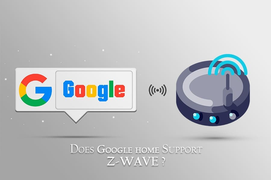 google home with z-wave