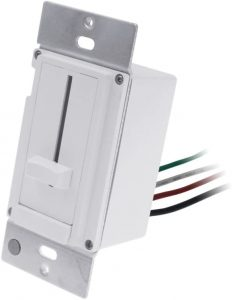 In-wall Quotra Smart Light Dimmer