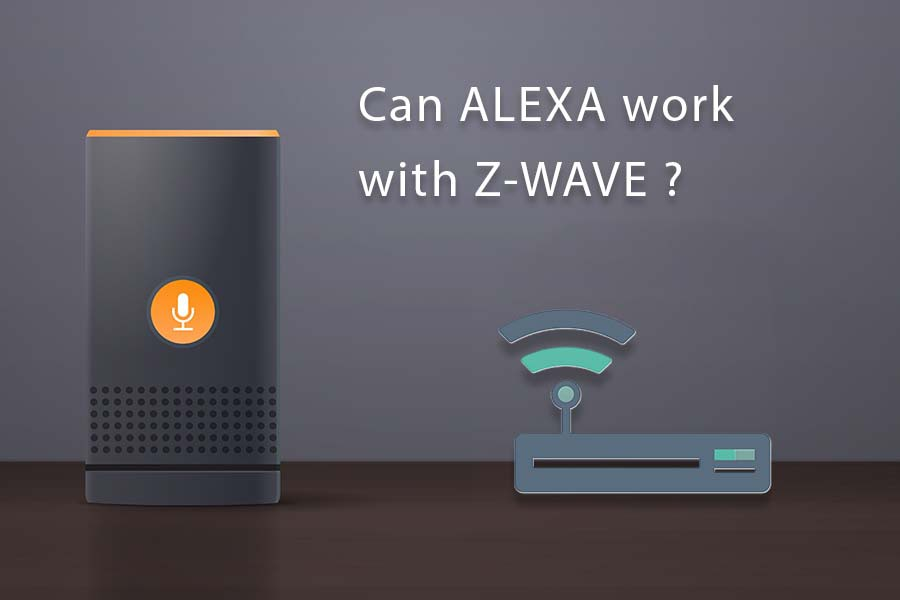 can alexa control z-wave devices
