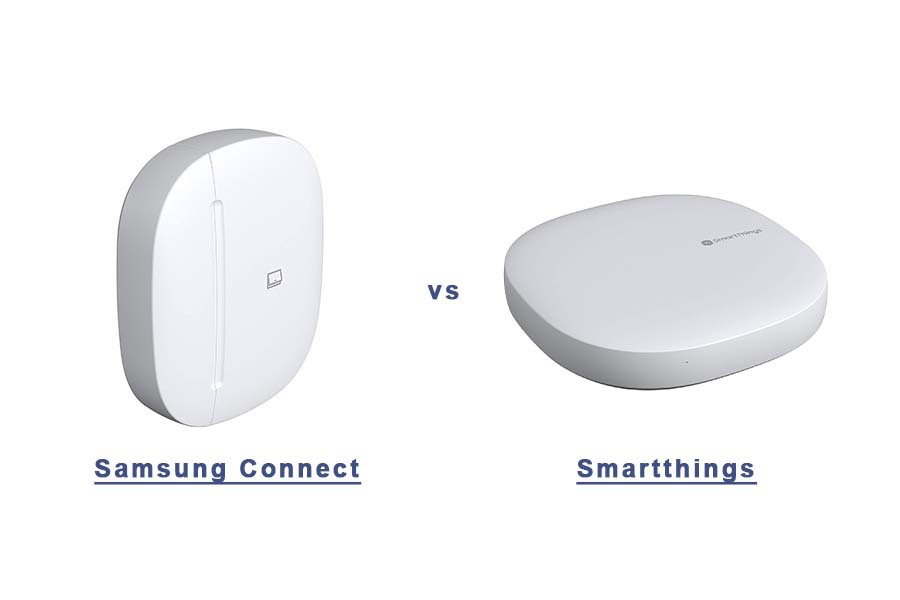 samsung connect vs smartthings