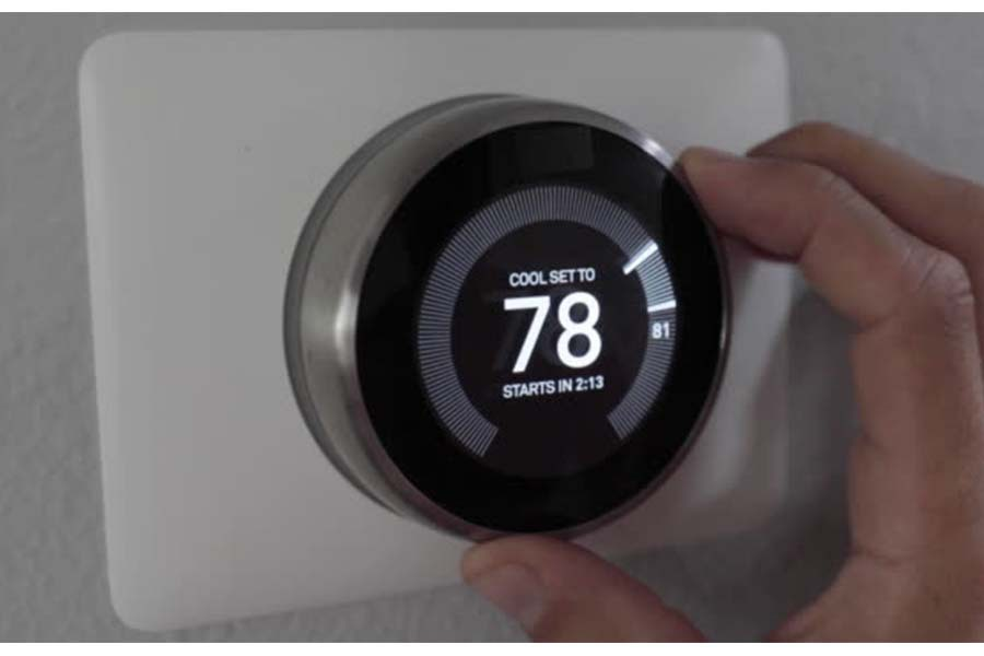 nest not cooling to set temperature