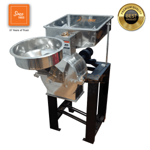 2 in 1 Flour Mill Machine