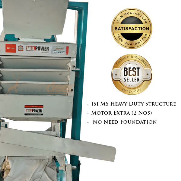 dust cleaner and destoner machine manufacturer